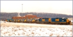 CSX locomotive maintenance shops, panorama